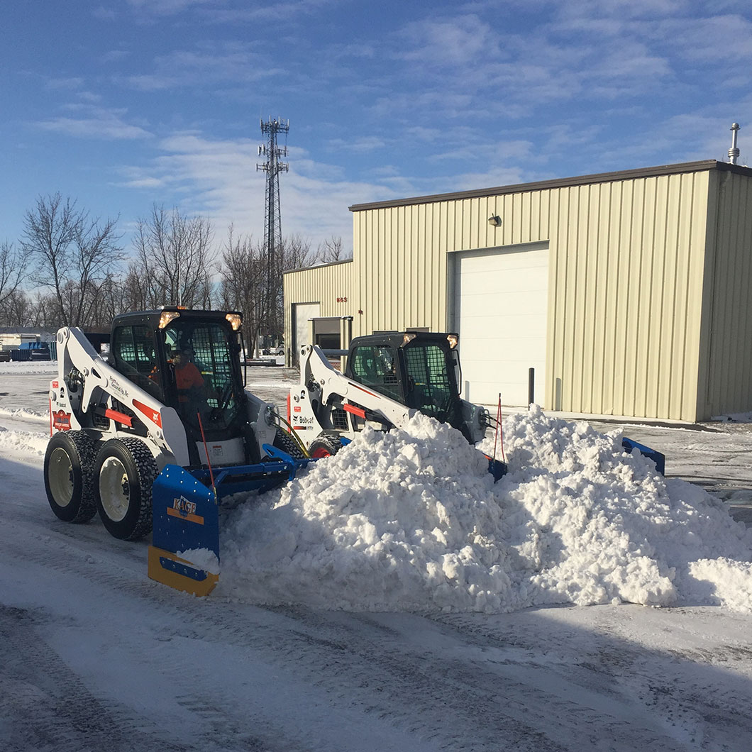 snow removal Owatonna and Faribault, MN