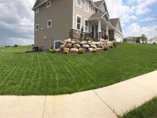 landscaping Owatonna and Faribault, MN