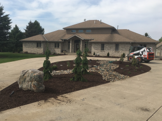 landscaping company Owatonna and Faribault, MN